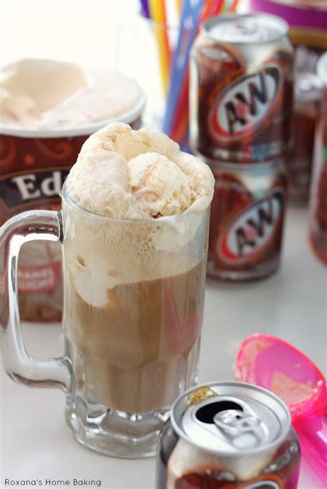 Dyc Rootbeer Float A W Root Floats Root Easy And Summer