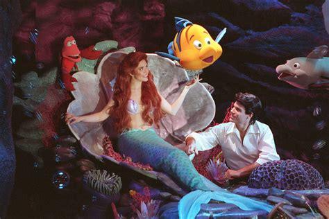 vote of the week journey of the mermaid vs seven disney s studios today s orlando