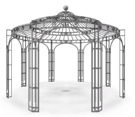 struttura gazebo in ferro last minute gazebi e strutture in ferro