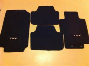 2004 Acura Tsx Floor Mats Tsx Tl Integra And Civic Parts For Sale
