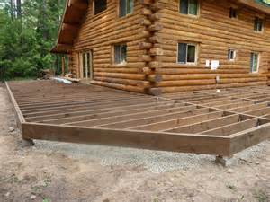 house construction tips deck building tips build a deck on a budget