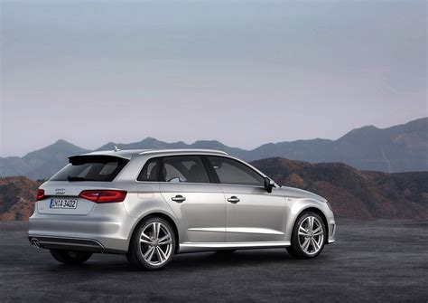 Audi Sportback by 2014 Audi A3 Sportback S Line Wallpapers9