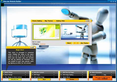 sitecube website builder download softpedia sitecube website builder download softpedia