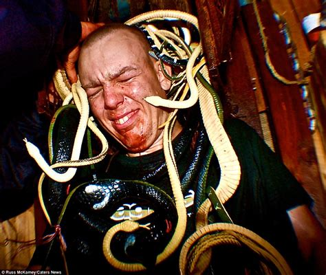 mckamey manor haunted house could you last the night in mckamey manor horror house nobody has yet daily mail online