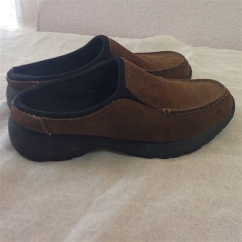 lands end shoes lands end land ends slip on shoes from s closet