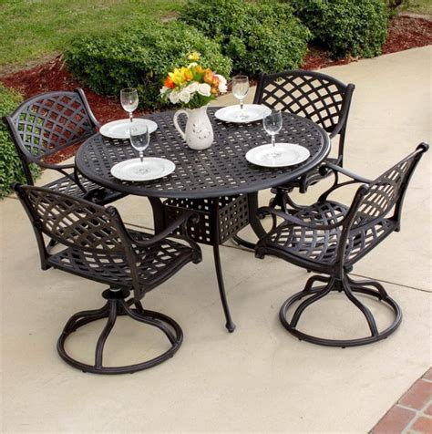 furniture patio dining set target patio