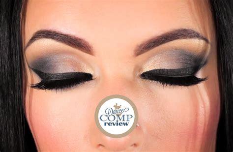 tutorial makeup dance quot smouldering smokey eyes quot makeup tutorial dance comp