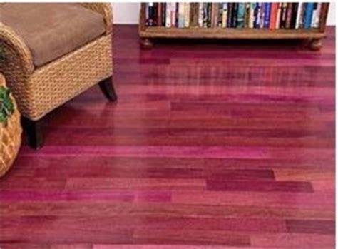Colored Kitchen Knives purpleheart hardwood flooring tropical hardwood