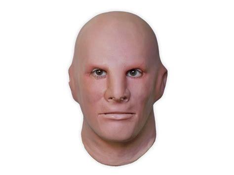 Masker 6 In 1 The masques caoutchouc couleur de la peau