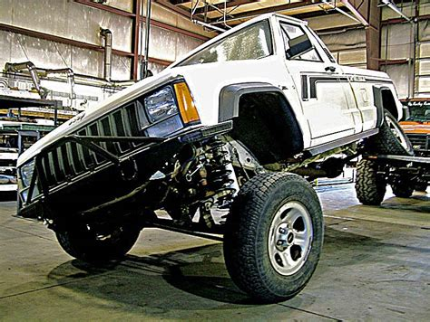 comanche jeep lifted jeep comanche lift kit 5 6 quot jeep comanche lift kit ome