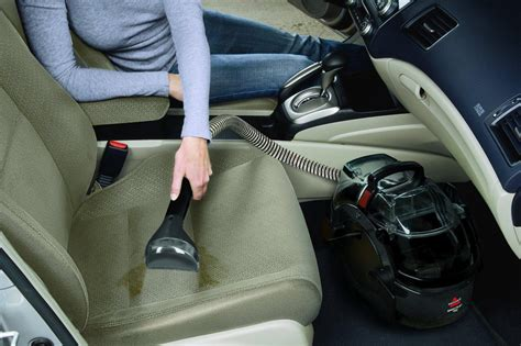 Professional Car Upholstery Cleaning by Bissell Spotclean Professional Portable