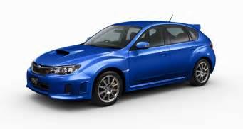 C And S Subaru Subaru Releases The Impreza Wrx Sti Spec C In Japan The