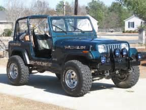 1995 Jeep Wrangler Yj Meangreen11 1995 Jeep Wrangler Specs Photos Modification