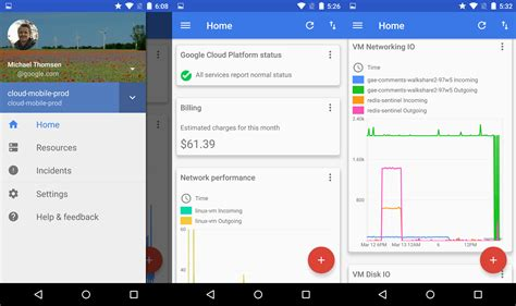 cloud developer console publishes cloud console beta app for managing cloud