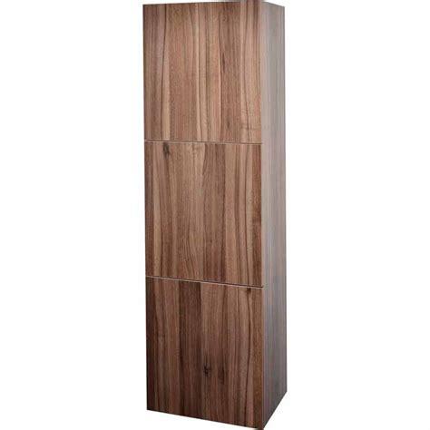 walnut cabinets buy 18 quot walnut linen cabinet tn t730 sc wn on conceptbaths com