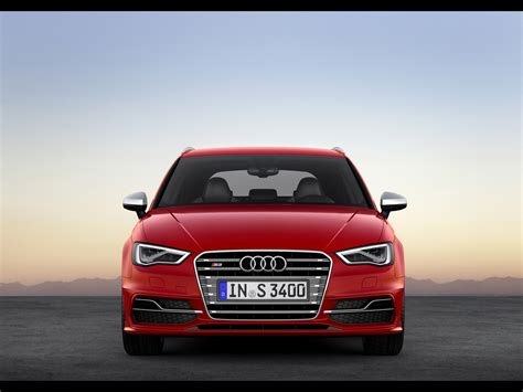 Audi S3 Sportback 2013 by 2013 Audi S3 Sportback Front Static Wallpapers 2013 Audi