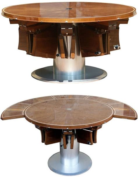 adjustable db fletcher dining table expands as per your