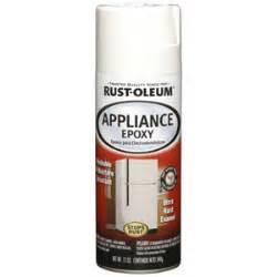 epoxy spray paint colors rust oleum white appliance epoxy paint 249309 paint