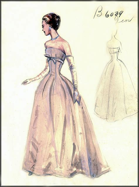 what is a fashion house in fashion design vintage fashion design sketches bergdorf goodman house of retro
