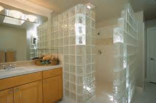 glass blocks bathroom walls seattle glass block glass block shower glass block