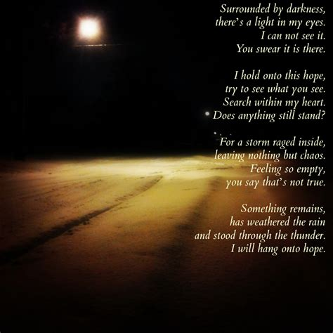 light poems a light in my loving s moments
