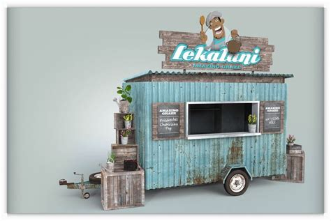 food truck design ideas food trailer design concept layout food trucks