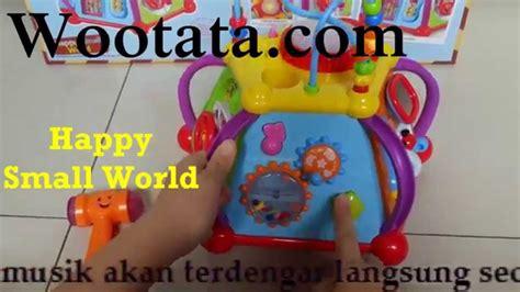 Dolphin Happy Mainan Anak jual happy small world mainan edukatif bayi 18 bulan