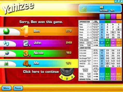 yahtzee full version free download play free zylom yahtzee online games roll your way to