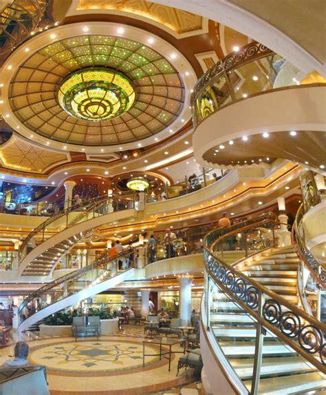 Cruise Ship Interior by Arman Info