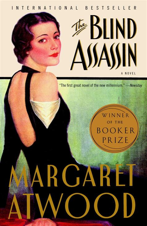 The Blind Assassin suzanne 187 the blind assassin a novel by margaret atwood learn more