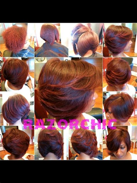 razor chic hairstyles razor chic hairstyle my style pinterest
