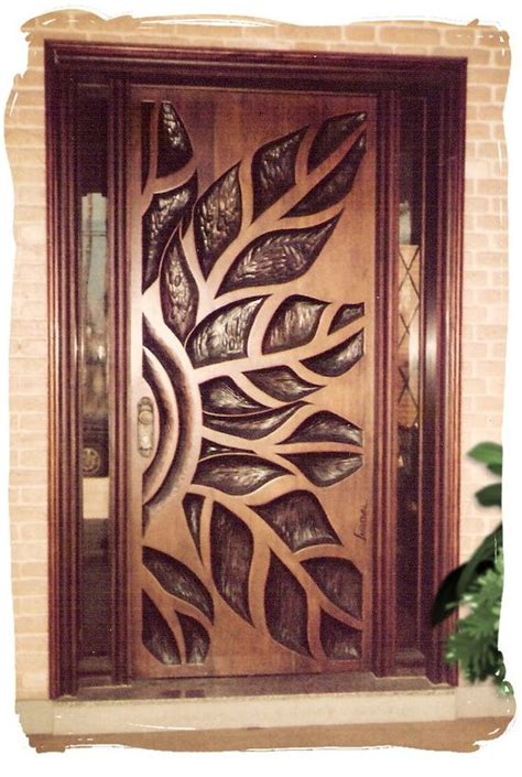 main door flower designs 25 best ideas about wooden door design on pinterest