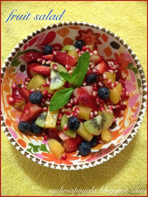 m s fruit salad from my kitchen to yours fruit salad
