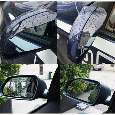 Spion Mobil Modif Pvc Pelindung Spion Kaca Mobil Black Jakartanotebook