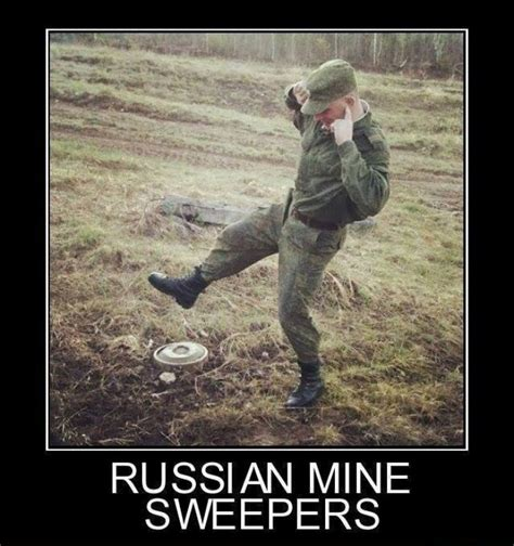 russian mine sweepers