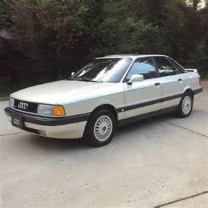 1988 audi 90 quattro german cars for sale