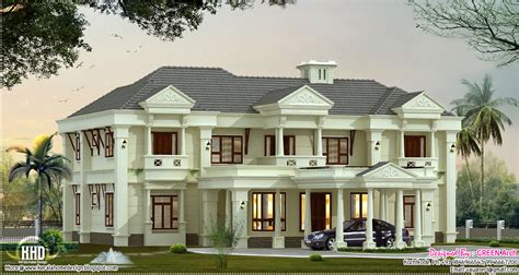 luxury villa design luxury villa elevation design kerala home design and floor plans