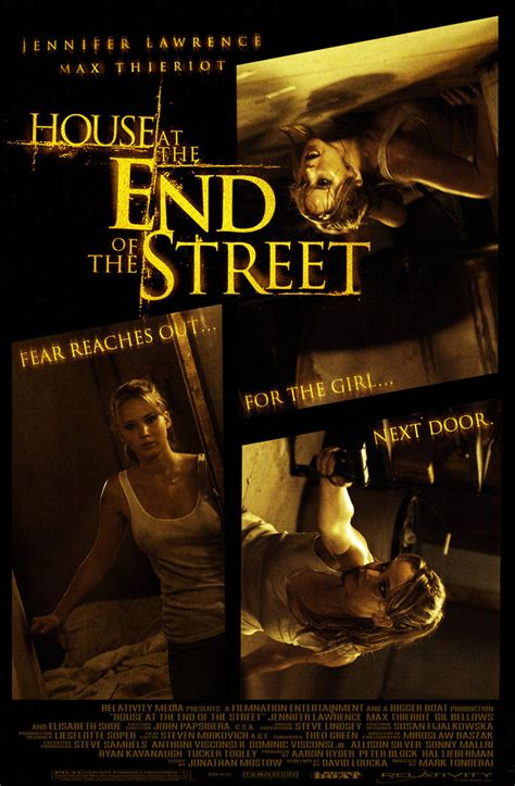 house at the end of the street full movie house at the end of the street movie poster 2 by