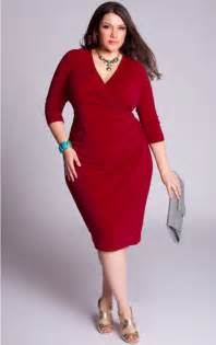 plus size sheath tea length v neck red dress plus size clothing dresses tops and cute fashion