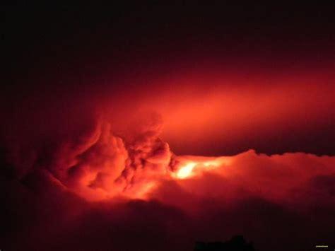 doodle zolfo etna 232 un eruzione fortissima le testimonianze da giarre