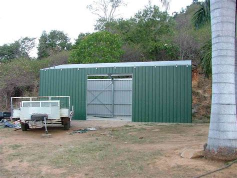 Mackay Sheds by Building A Shed Mackay Iswandy