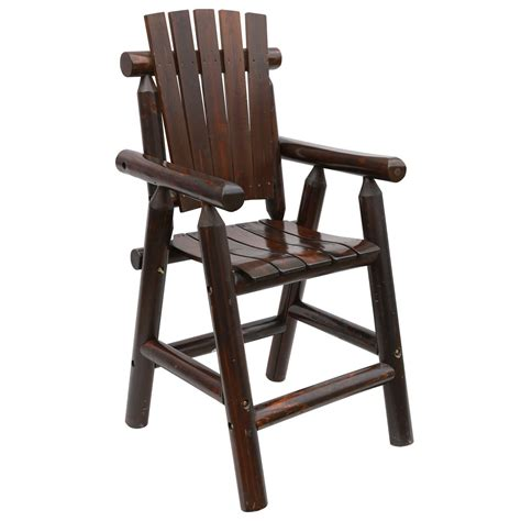 Traditional Bar Stools With Arms by Furniture Wooden Bar Stools With Arms And Footrest For