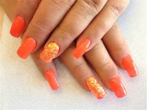 gallery for gt bright spring acrylic nails