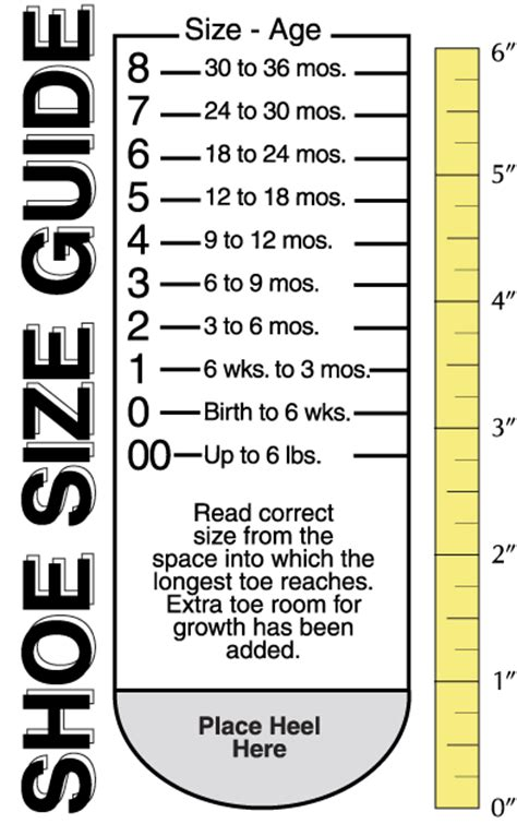 shoe size chart infant pinterest discover and save creative ideas