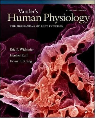human physiology books free e books vander s human physiology 11th edition