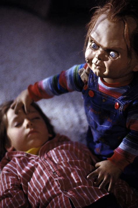 film chucky part 2 brad dourif posters wrong side of the art