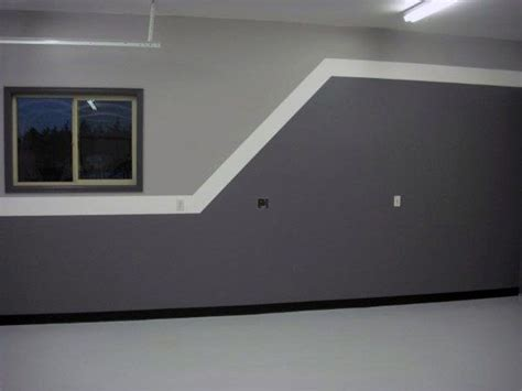 best color for garage walls best 25 painted garage walls ideas on garage