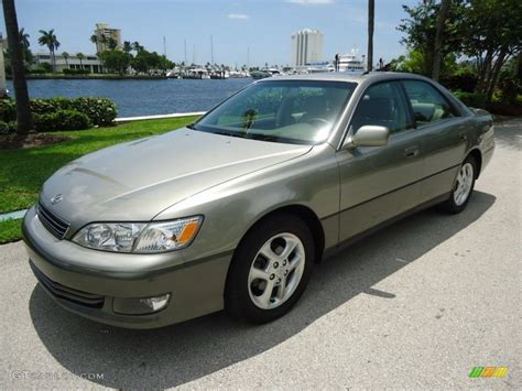 lexus sedan 2000 2000 antique pearl lexus es 300 sedan 88577027 photo