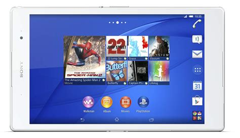Sony Tablet Compact sony xperia z3 tablet compact premios gadget 2014