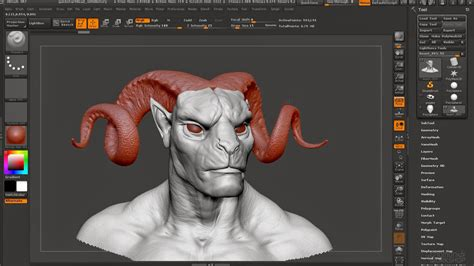 tutorial zbrush r7 gnomon introduction to zbrush 4r7 with madeleine scott